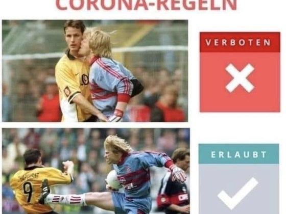 Corona- Spielregeln