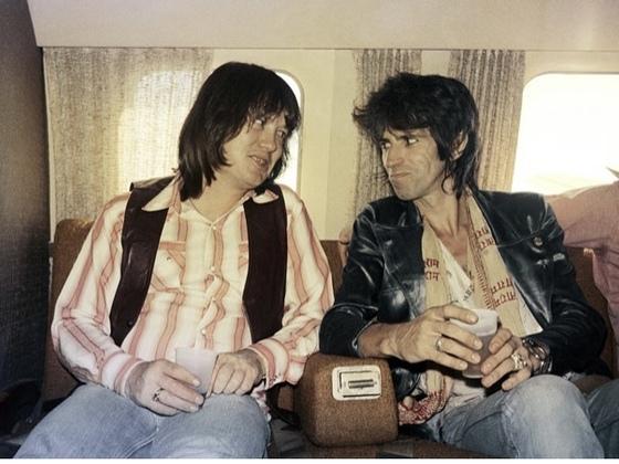 Welche Welt werden wir Keith Richards hinterlassen!