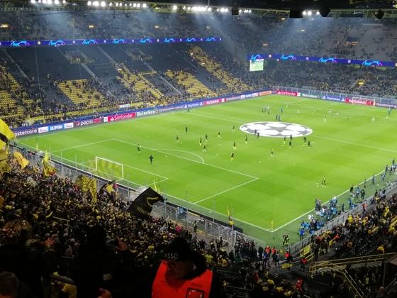 BVB : Inter Mailand